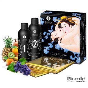 Kit e Set Body Oriental Massage Gel Set Exotic - Shunga