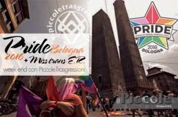 Pride 2016 + miss trans E.R.