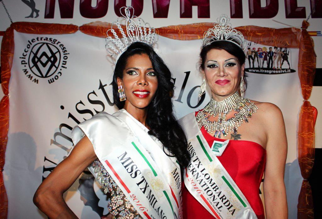 vincitrici miss trans lombardia 2016