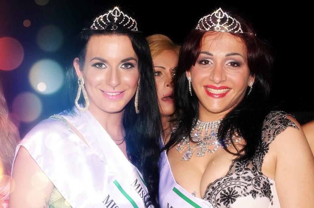 miss trans Emilia Romagna e Sudamerica 2016