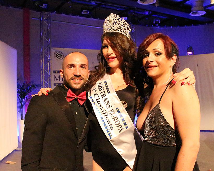 miss trans europa 2016