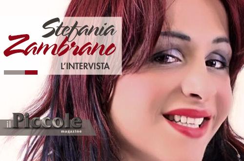 Le interviste di Il Piccole mag: Stefania Zambrano — organizzatrice eventi —