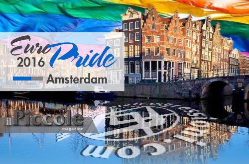 Piccole Trasgressioni all' Europride 2016 – Amsterdam
