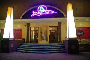 Bolero Palace - l'entrance