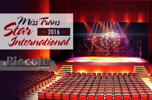 Il Piccole magazine on tour – Miss Trans Star International 2016 @ Barcelona (Spain)