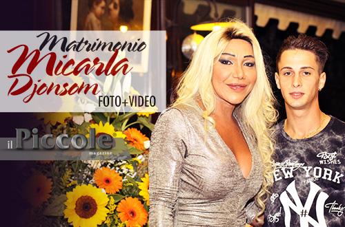 Speciale: Micarla Djonsom wedding party – Foto e video esclusive