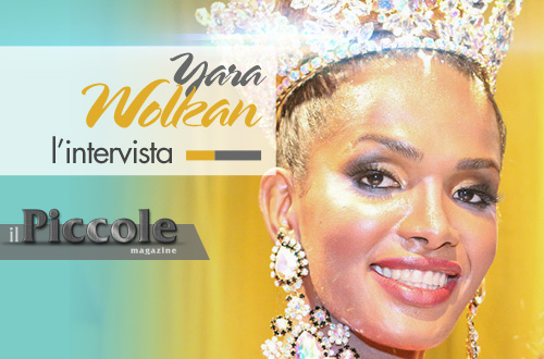 Le interviste di Il Piccole Magazine: Yara Wolkan, la 1ª Venere nera trans internazionale
