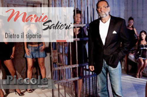 Mario Salieri: Dietro Il Sipario
