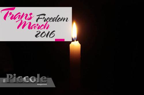 Trans Freedom March TDoR 2016