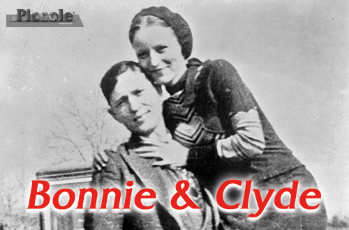 """<span class=""""entry-title-primary"""">Bonnie <span class=""""amp"""">&</span> Clyde</span> <span class=""""entry-subtitle"""">Le coppie Famose</span>"""