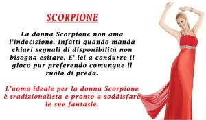 La donna dello scorpione piccole magazine - Toro scorpione a letto ...