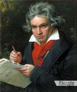 MERCURIO nei segni di Fuoco e Acqua Beethoven