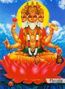 IL SIGNIFICATO DEI NOMI: Brahma