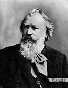 GIOVE nei segni di Fuoco e Acqua Brahms