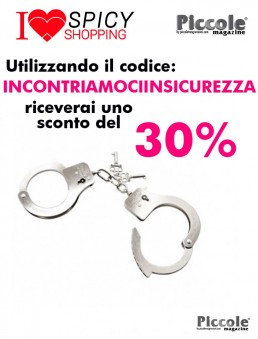 Costrittivo Manette Totally His Soft Handcuff - Fifty Shades of Grey