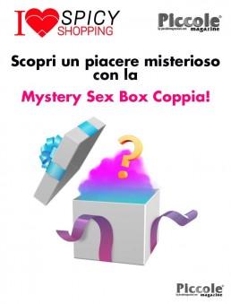 Mystery Sex Box Coppia!