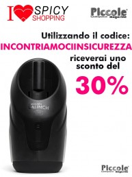 Accessorio Per Masturbatore Accessorio Launch Black - Fleshlight