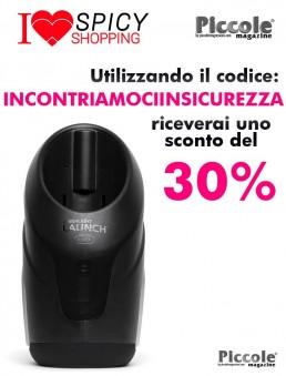 Accessorio Per Masturbatore Accessorio Launch Black - Fleshlight