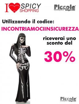 Halloween Donna Costume da Skeleton Lady - Mask Paradise