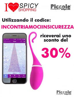 Sex Toy Con App Ovulo Vibrante Wireless Irena I Smart Egg Fucsia - Realov