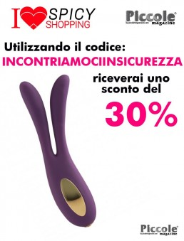 Sex Toy Coppia Design Flare Bunny Purple - Toy Joy