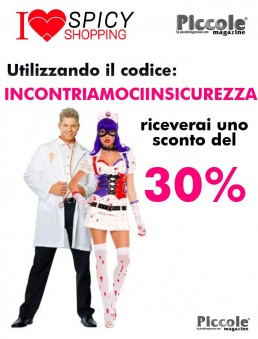 Halloween Coppia Costume da Dr. Phil Good & Infermiera Dell'Orrore