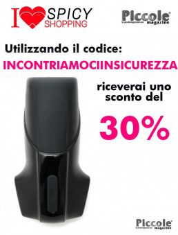 Masturbatore Vibrante Design - Men Vibration Rocco Siffredi - Satisfyer