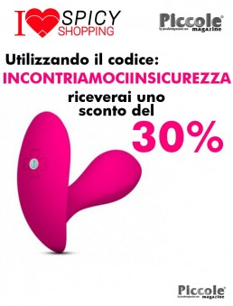 Sex Toy con App Lucy Clover I Smart Wearable Vibrator - Leten