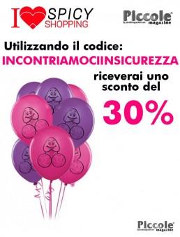 Gadget Scherzo Palloncini BP Pecher Balloons (8 pz) - Pipedream