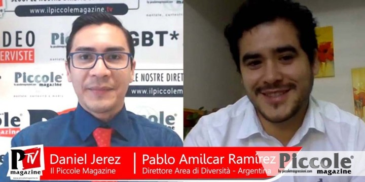 Intervista a Pablo Amilcar Ramirez -