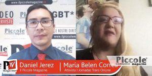 """Intervista a Maria Belen Correa - """"Direttrice Dell'Archivio Della Memoria Trans In Argentina"""""""