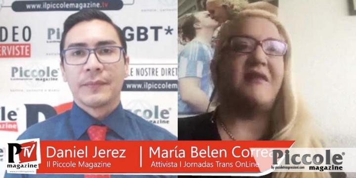 Intervista a Maria Belen Correa -