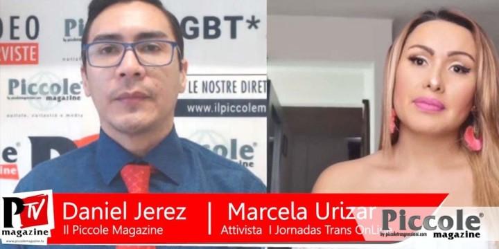 Intervista a Marcela Urizar -