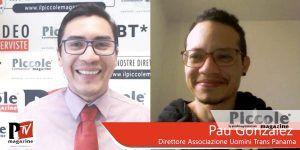 """Intervista a Pau Gonzales - """"Membro del comitato organizzatore della conferenza I Online Trans America Latina / Europa 2020"""""""