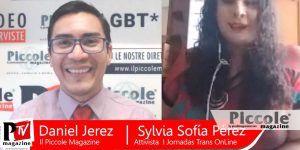 """Intervista a Sylvia Sofia Perez - """"Attivista per il Messico, Monterrey, membro del Comitato Organizzatore della Conferenza I Trans Online America Latina / Europa 2020"""""""