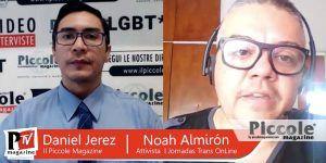 "Intervista a Noah Almiron – ""Direttore Culturale della 1° Conferenza Trans Online AmericaLatina/Europa 2020"""