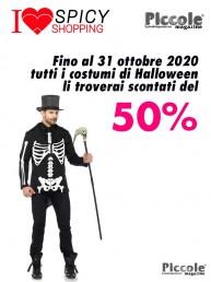 Halloween Uomo Costume Da Scheletro - Leg Avenue