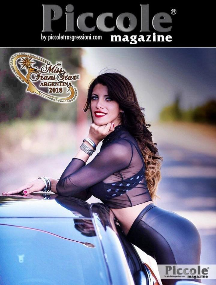 Intervista a Barbie Pacheco, Miss Trans Star Argentina 2018