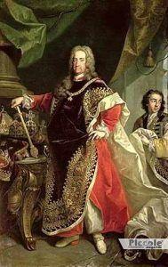 MARTE nei segni di Terra e Aria Carlo VI