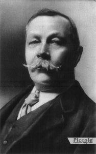Luminari e Pianeti: MERCURIO Conan Doyle