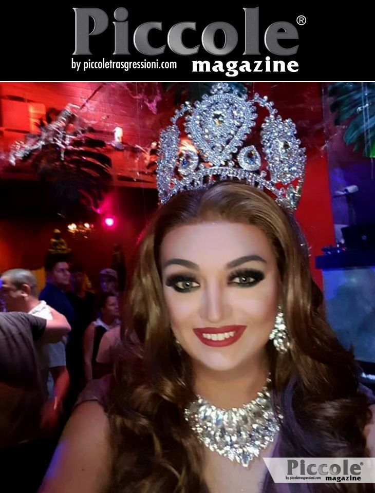Intervista a Ivanna Arceyuth, Miss Teen International 2018