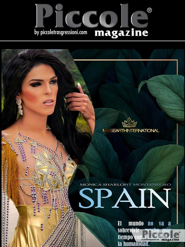 Intervista a Monica Sharloht Montenegro, Miss Spagna a Miss Earth International 2019