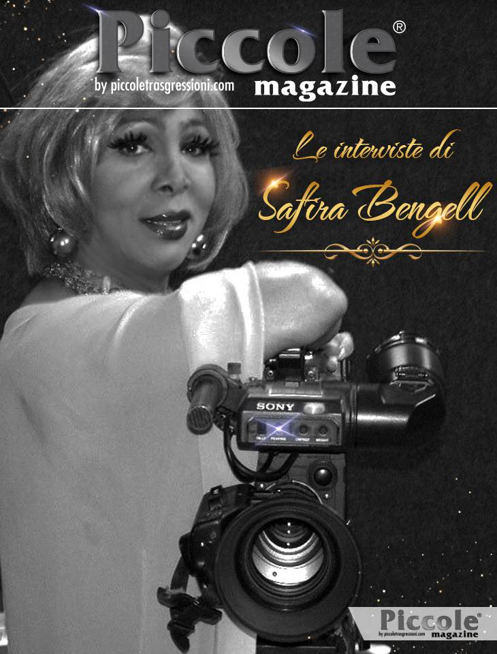 Inviata Speciale Com. Safira Bengell - Brasile