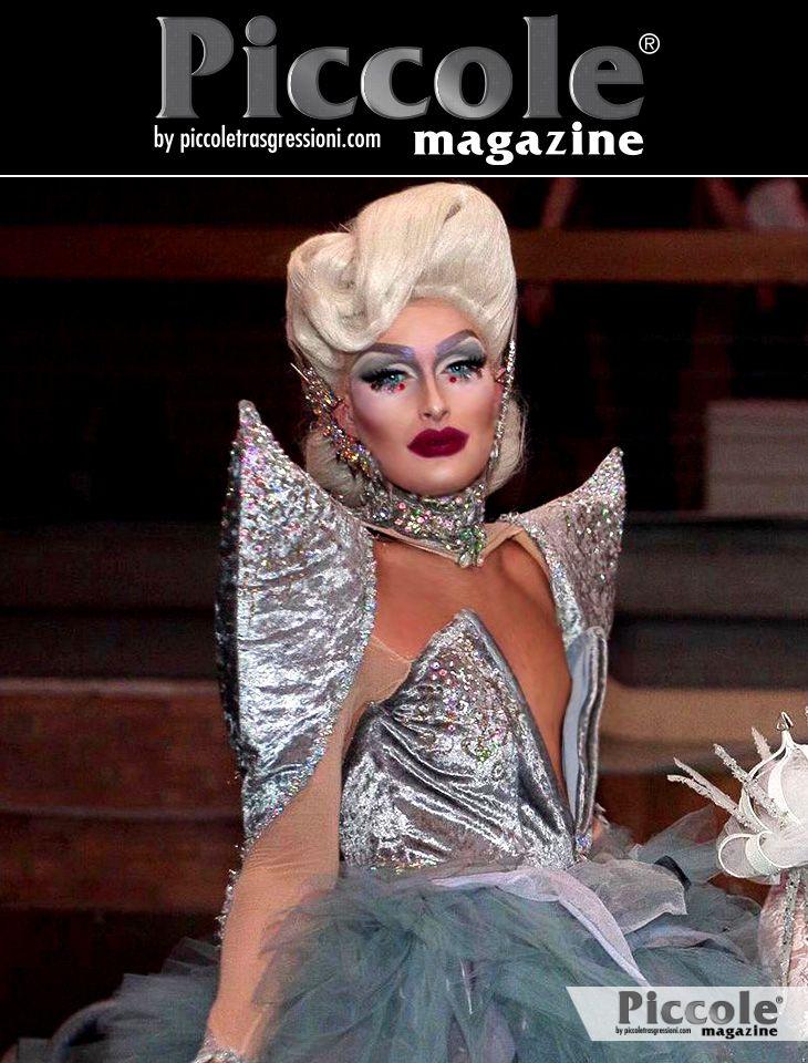 Intervista a Atomika drag queen: 'dove c'è amore, c'è famiglia!'