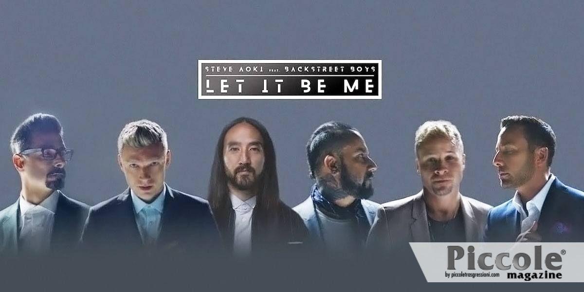 """Let It Be Me"", il nuovo singolo dei Backstreet Boys parla d'inclusione Lgbt"