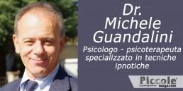 Il Dr. Michele Guandalini, psicoterapeuta, si aggiunge alla rubrica 'L'Esperto Risponde'