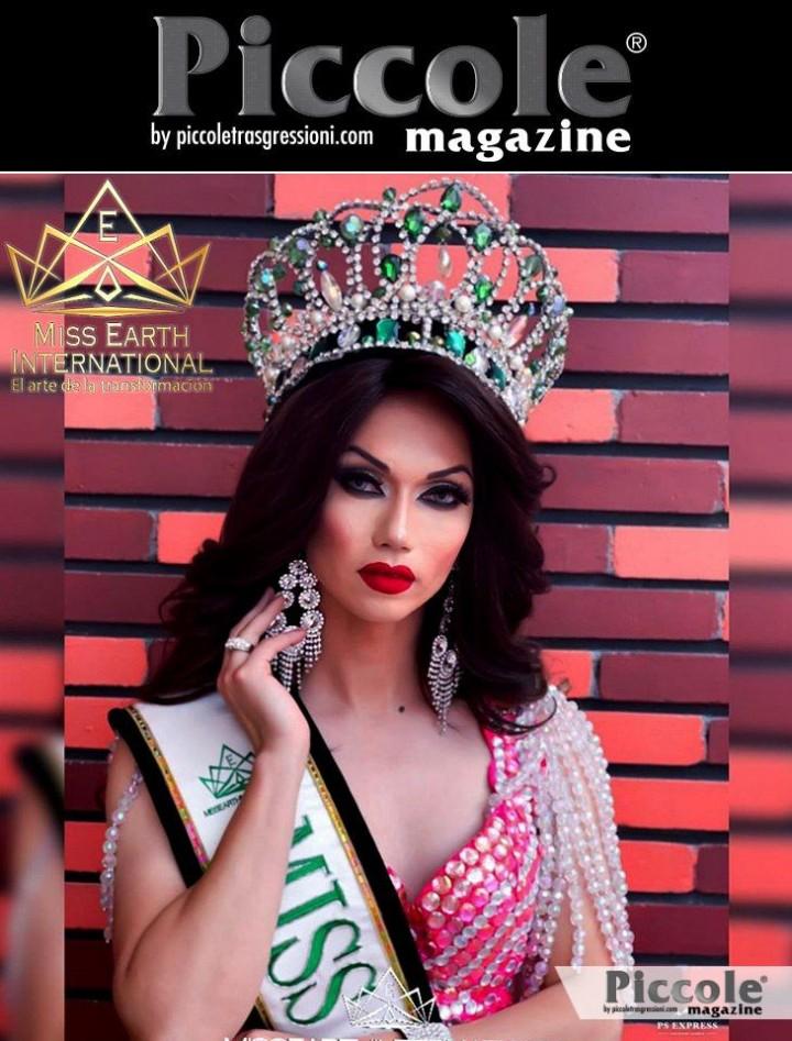 Intervista con Andrea Constanza Miuller, vincitrice di Miss Earth International 2019
