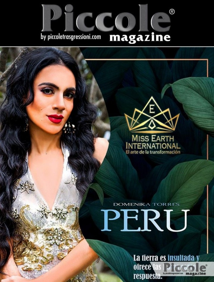 Intervista a Domenika Torres, Miss Perù in Miss Earth International 2019