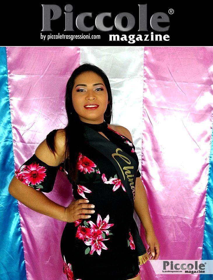 Intervista con Ixchel Solórzano, concorrente a Miss Trans International Guatemala