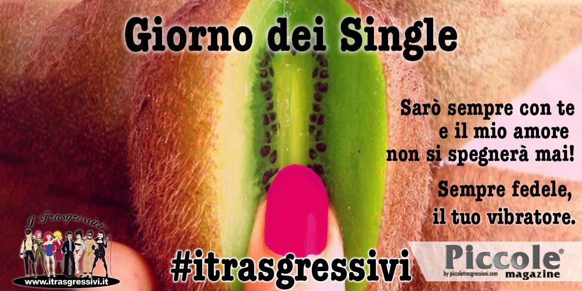 Single è bello!